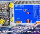 DIN-RAIL battery loader CAMTEC