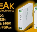 DIN-RAIL power supply PEAK