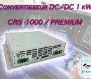 DC/DC converter 1kW