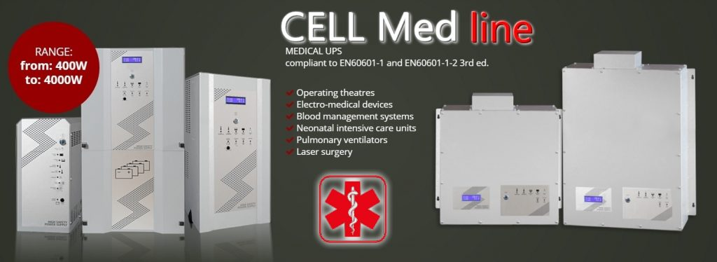 Medical UPS CELL Med