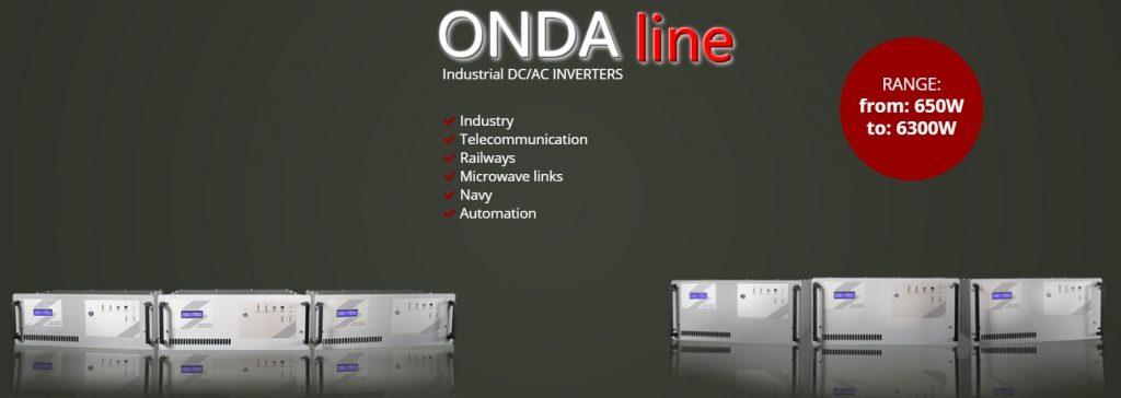 ONDA inverters