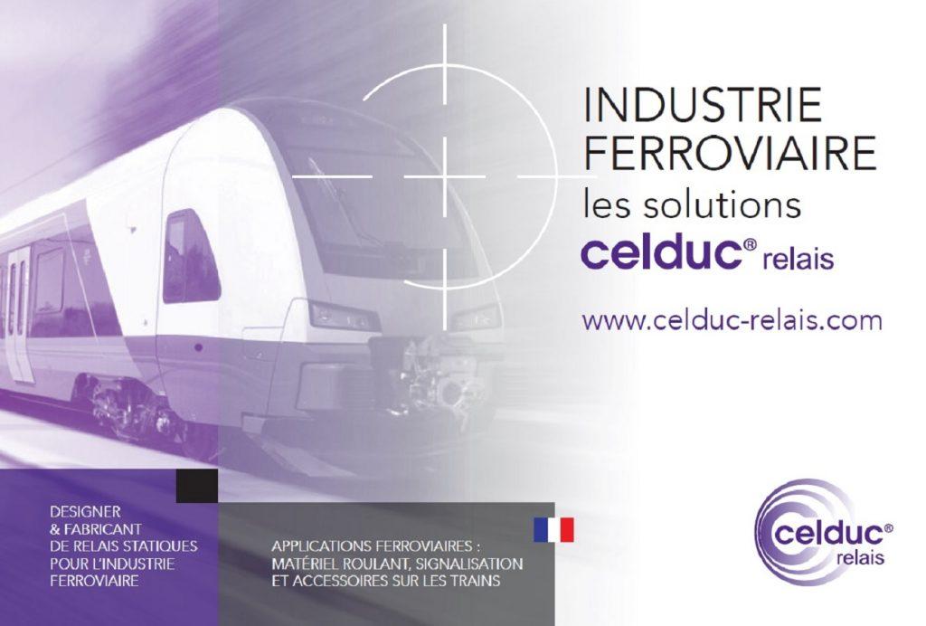 Solutions ferroviaires CELDUC Relais