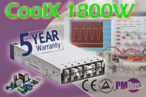 Nouvelle plateforme EXCELSYS CoolX 1800W