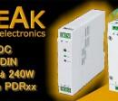 DIN-RAIL power supply PEAK