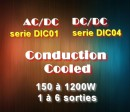 DIC01 & DIC04 conduction cooled